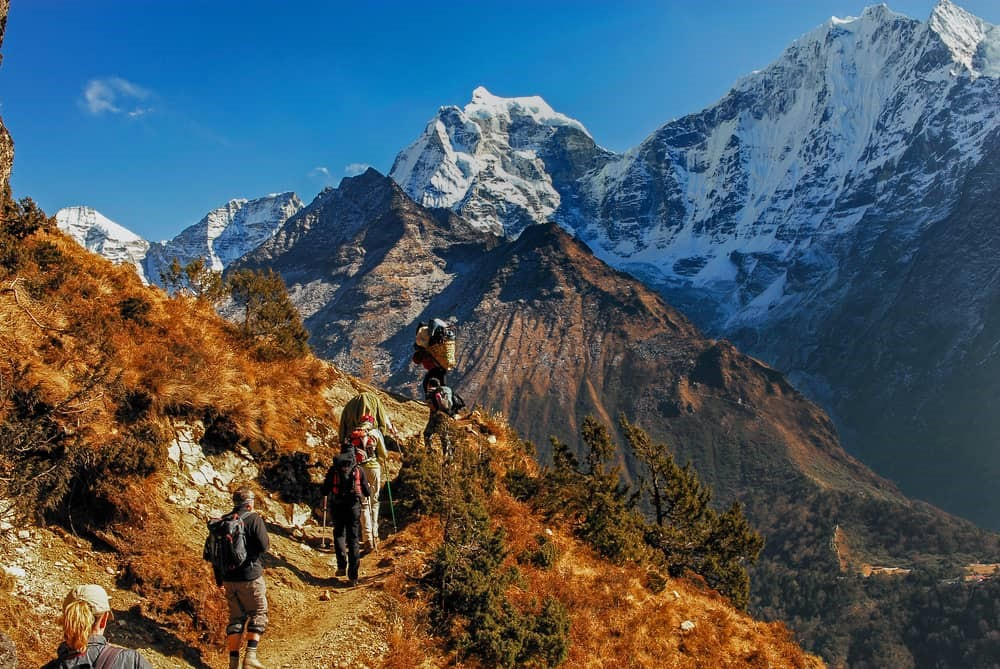 best trekking in asia